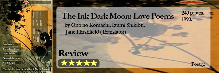 Book Review: The Ink Dark Moon – The World of Klorrie D