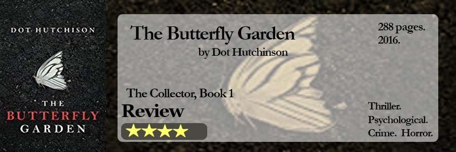 book review the butterfly garden - Butterfly Garden Book