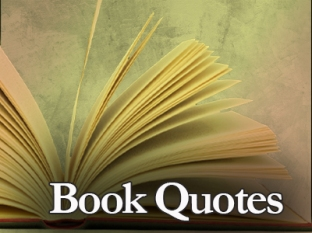 book quotes button